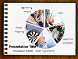 Market Segmentation Theory Template PowerPoint