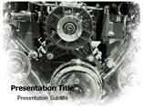 Automation Transmission Powerpoint Templates