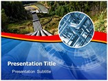 Water Supply Pipe PPT Template