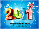 New Year2011 Powerpoint Template