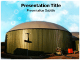 Biogas Powerpoint Template