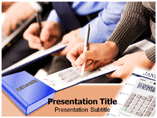 Social Accounting Powerpoint Template