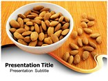 Almond Powerpoint Template