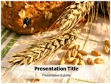 Food Grain Storage PowerPoint Template