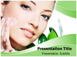 Powerpoint Template on Beauty Therapy