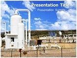 Natural Gas PowerPoint Template