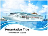 Cruise PowerPoint Templates
