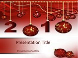 Animated New Year PowerPoint Slide