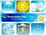 Climate Change Powerpoint Templates