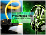Peripheral Powerpoint Templates