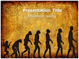 Evolution Powerpoint Templates