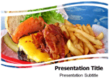 French Food Powerpoint Templates