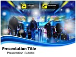 Airport Security  Powerpoint Templates
