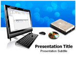 Powerpoint Template on Disk Management