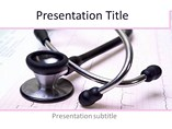 Stethoscope Parts PowerPoint Themes