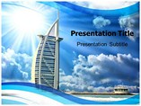 Dubai Tourism Powerpoint Template