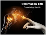 Electroplating Powerpoint Template