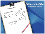 Polymerization PowerPoint Templates