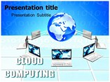 Cloud Computing Host PowerPoint Presentation