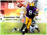 Football Champion PowerPoint Presentation