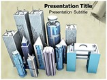 Architecture Models School PowerPoint template