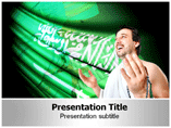 Islam History PowerPoint Template