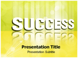 Success Thoughts Template PowerPoint