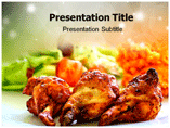 Chicken Presentation Templates