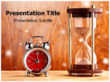 Time Management Study PowerPoint Background