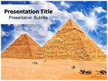 Pyramid Head PowerPoint Presentation Template