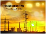 Power System PowerPoint Templates