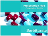 Barbiturates PowerPoint Templates