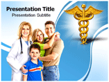 Family Doctor PowerPoint Templates