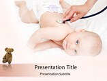 Baby Care PowerPoint Slides
