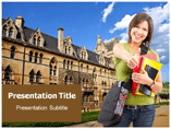 College Powerpoint Templates