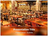 Food Court PowerPoint Presentation