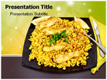 Food Of Spain PPT Templates