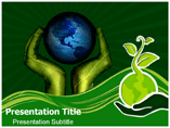 Conservation Powerpoint Template