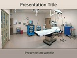 Operation Theatre - PPT TEmplate