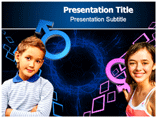 Gender Powerpoint Templates