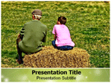 Generation Gap PPT Templates