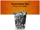 Aluminium Recycle Layout For PPT Presentation