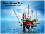 Conventional energy PowerPoint Template