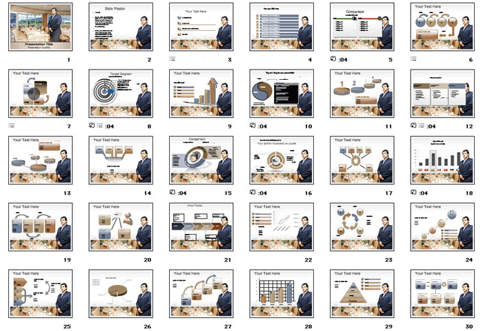 catering services powerpoint template catering services