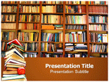Bookstore PowerPoint Template