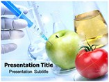 Food Biochemistry PowerPoint Template