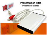 Secondary Device PowerPoint Template