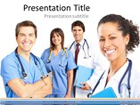 Doctor Team - PPT Template