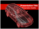 Automobile PowerPoint Template