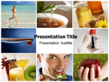 Preventive health PowerPoint Template